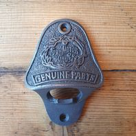 Wall Mounted Bottle Opener Ford Motor
